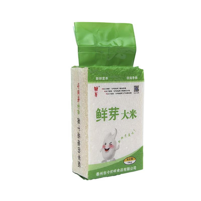 中国水稻正进入5G时代 鲜芽大米好选择