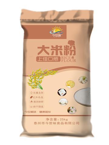 大米粉 粘米粉25kg  多品种多工艺生产厂家